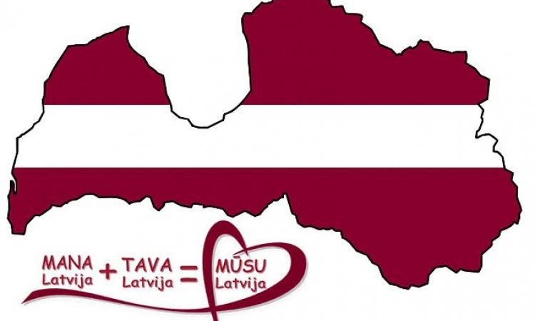 Latvijai 101